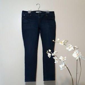 Torrid Mid Rise Boyfriend style Denim jeans